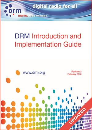 DRM guide artwork