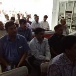 DRM Emergency Warning Workshop India Delegates